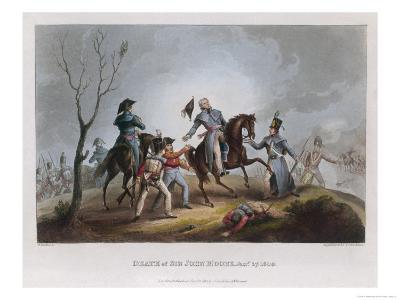 Death of Moore Corunna-W. Heath-Giclee Print