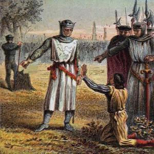 Death of Piers Gaveston, 1312