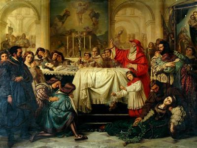 Death of Raphael-Carl Thiel-Giclee Print