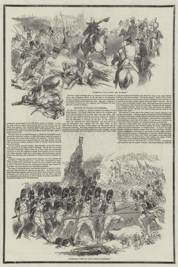 Death of the Duke of Wellington--Giclee Print