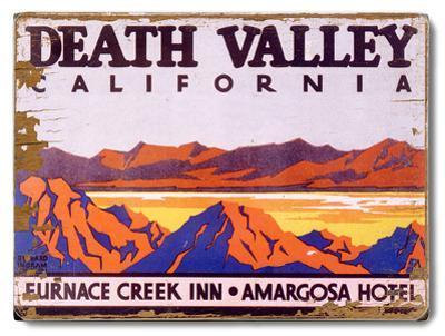 Death Valley California Furnace Creek Inn Amargosa