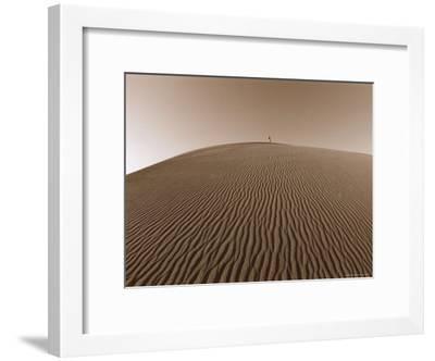 Death Valley, California-Barry Tessman-Framed Photographic Print
