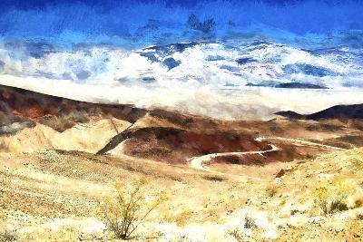 Death Valley California-Philippe Hugonnard-Giclee Print