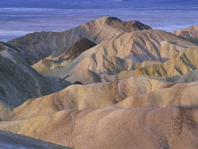 Death Valley Landscape-Bob Rowan-Photographic Print