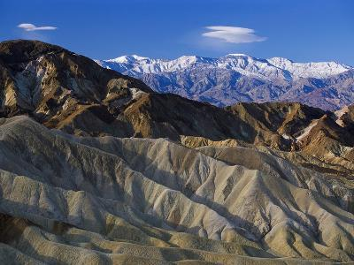 Death Valley Landscape-Bob Rowan-Photographic Print