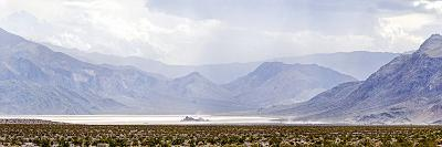 Death Valley Racetrack, Death Valley National Park, California, USA--Photographic Print