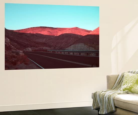 Death Valley Road 4-NaxArt-Wall Mural