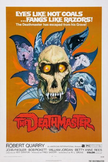 Deathmaster, 1972--Art Print