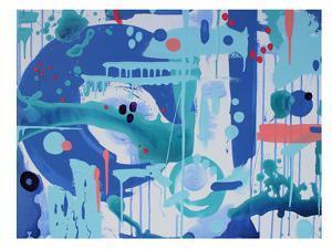 Abstract Marble by Deb McNaughton
