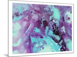 Purple Bubbles by Deb McNaughton