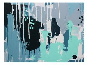 White Drips by Deb McNaughton