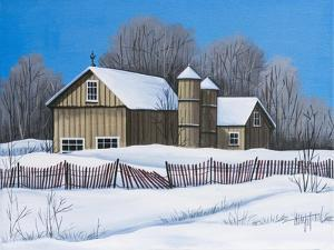 Barn by Debbi Wetzel