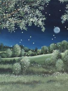 Fireflies Meadow by Debbi Wetzel