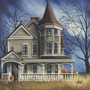 Halloween House by Debbi Wetzel