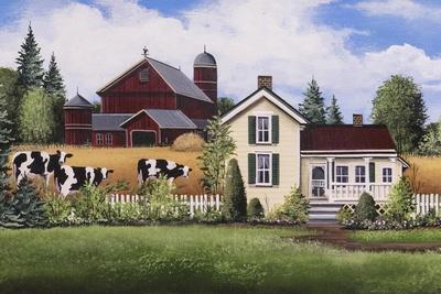 House-Barn-Cows