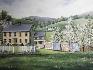 Spring House by Debbi Wetzel