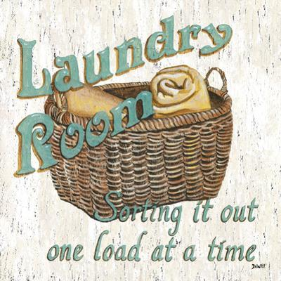 Laundry Room I by Debbie DeWitt