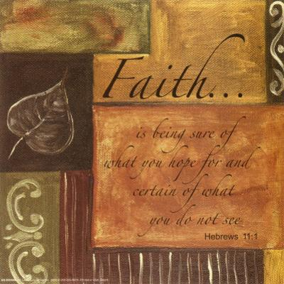 Words to Live By: Faith by Debbie DeWitt