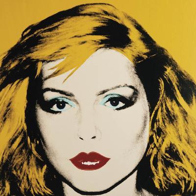 Debbie Harry, 1980-Andy Warhol-Art Print