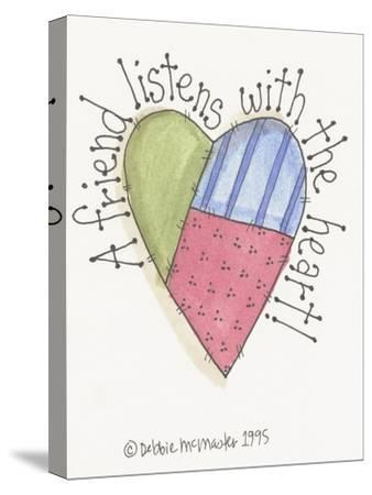 A Friend Listens
