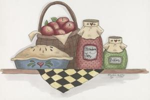 Apple Pie with Basket by Debbie McMaster