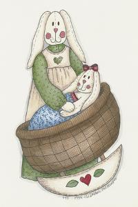 Baby Bunny by Debbie McMaster
