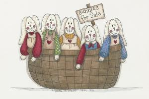 Bunnies for Sale 2 by Debbie McMaster