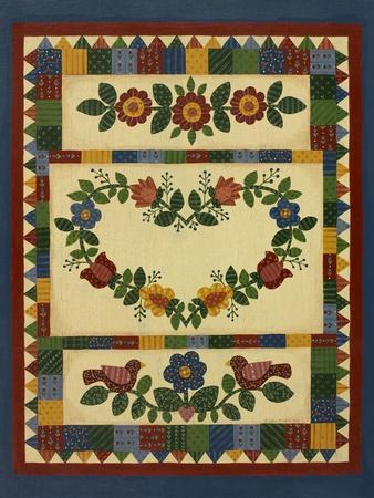 Flower Quilt 1