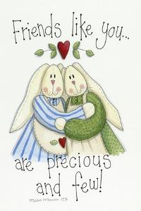 Friends Like You Bunnies by Debbie McMaster