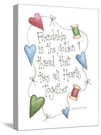 Friendship Is the Golden Thread