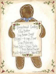 Gingerbread Cookies by Debbie McMaster