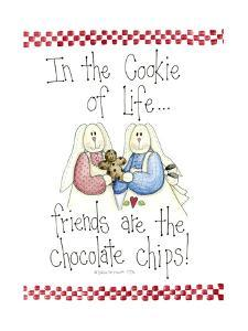 In the Cookie of Life by Debbie McMaster