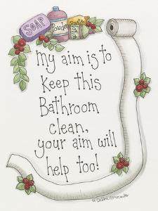 My Aim by Debbie McMaster
