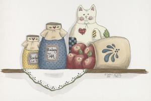 Patchwork Cat Jam by Debbie McMaster