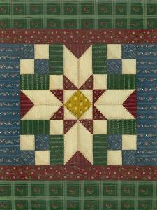 Quilt Square 1 by Debbie McMaster
