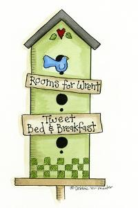 Rooms for Wrent by Debbie McMaster