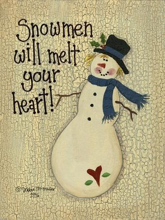 Snowmen Will Melt Your Heart