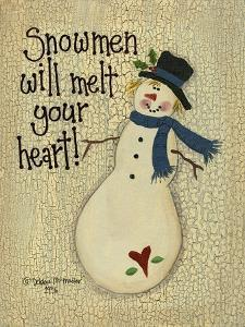 Snowmen Will Melt Your Heart by Debbie McMaster