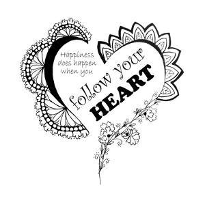 Follow Your Heart by Debbie Pearson