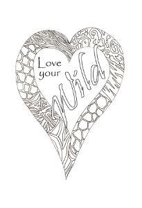 Heart Love Your Wild 2 by Debbie Pearson