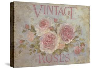 Vintage Rose by Debi Coules