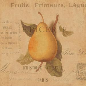 Poire by Deborah Devellier