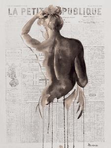 Composure I by Deborah Pearce