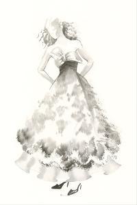 Couture Noir - Ruffle by Deborah Pearce