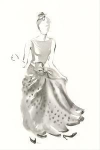 Couture Noir - Taffeta by Deborah Pearce