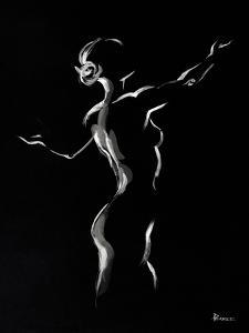 Elegant Lines I by Deborah Pearce