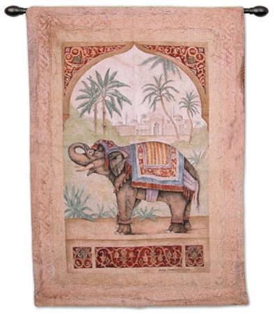 Old World Elephant II