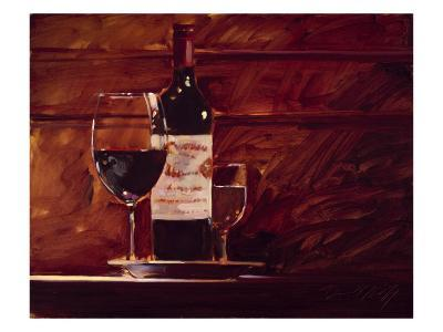 Decadent and Refined-Darrell Hill-Premium Giclee Print