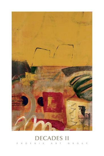 Decades II-James Elliot-Art Print