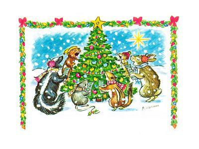 December '66 - Jack & Jill-Barbara Werner-Giclee Print